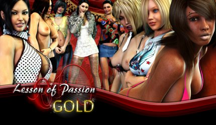 Play Lesson of Passion free mobile porn games