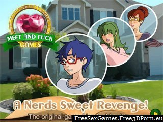 A Nerds Sweet Revenge with young sex cartoons