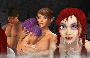Game of Lust 2 fantasy porn game