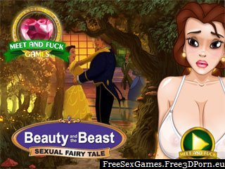 Beauty and the Beast erotic version with beauty fuck