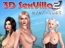3D Sex Villa 2