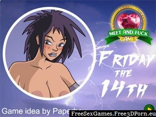 Friday the 14th cumshot XXX game