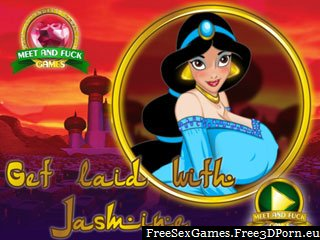 Get Laid with Jasmine in free comics sex game
