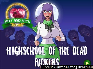 HS of the Dead Fuckers and zombie sex