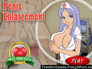 Penis Enlargement adult game