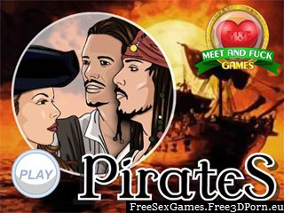 Pirates of the Caribbean cartoon porn games