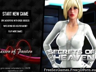 Secrets of heaven flash sex game