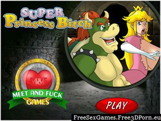 Super Mario sex game with Super sexy Princess