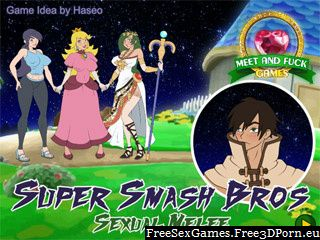 Adult flash game with sexual fight and erotic beating