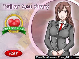 Tailor Sex Story with a sexy tailor fucking game