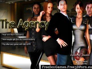 the sex agency full of nasty xxx models
